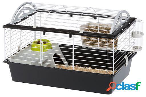 Ferplast gaiola para coelhos e porquinhos da índia casita 80
