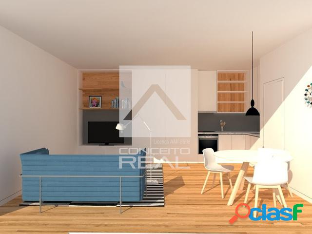 Venda - apartamento - t0