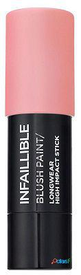 L'oreal paris make up infallible blush paint high impact em stick 02