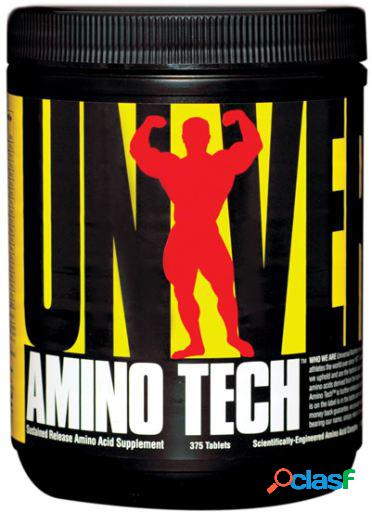 Universal nutrition amino tech 375 tablets