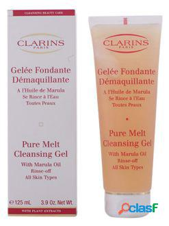 Clarins pure melt makeup-removing gel soothing and nutritive action