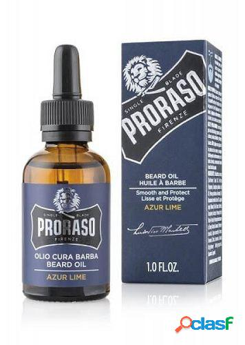 Proraso Oil for Beard Azur and Lima 30 ml