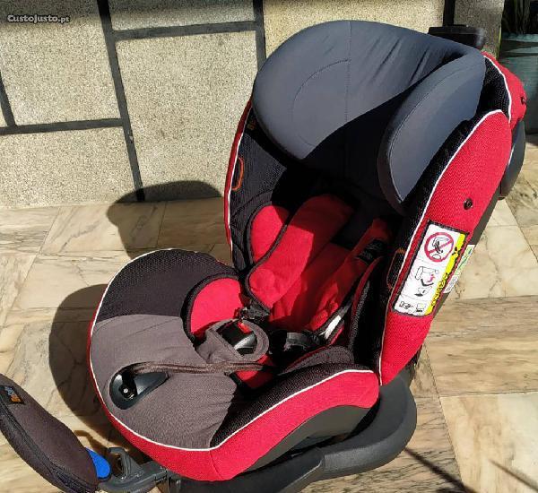 Cadeira auto bebe besafe izi plus - como nova!