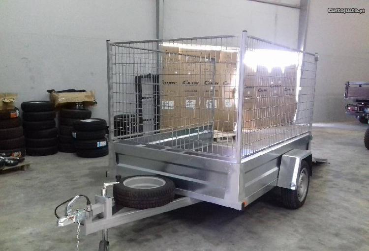 Atrelado reboque carga animais vivos iva incluido