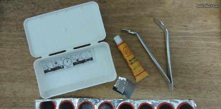 Kit reparação de furos