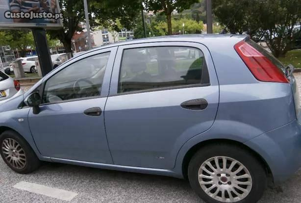 Fiat punto 1.3 - 09