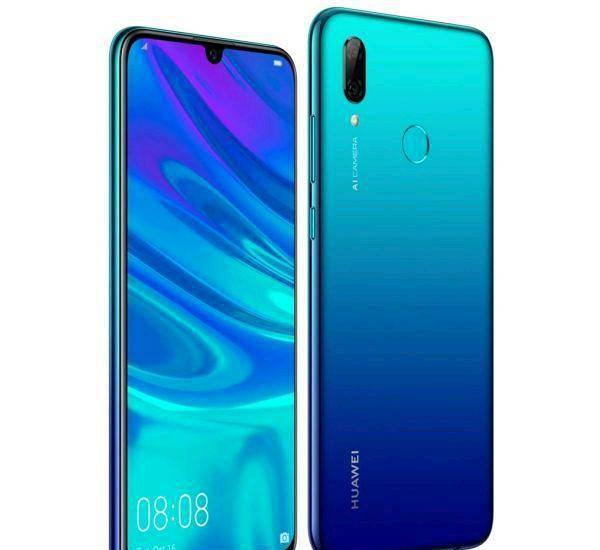 Huawei p smart 2019 azul coral