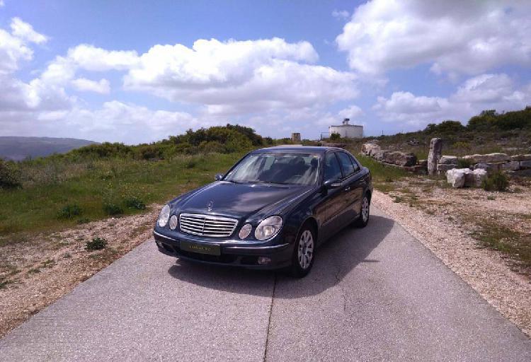 Mercedes-benz e 220 cdi elegance - 03