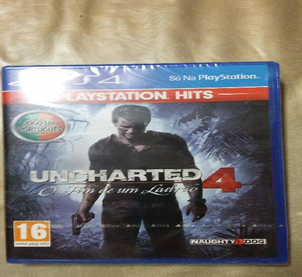 Uncharted 4! PS4