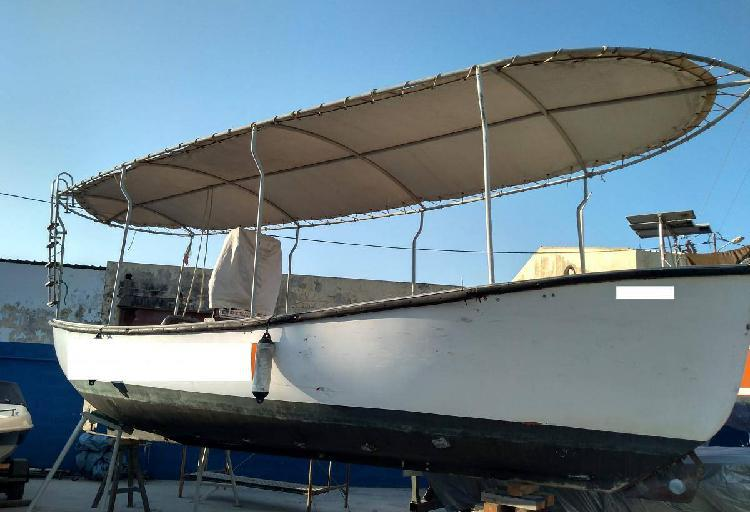 Barco mt - 18 pessoas