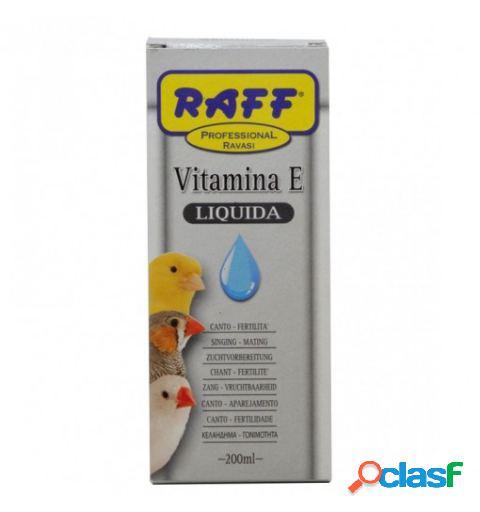 Raff vitamina e líquido 25 ml