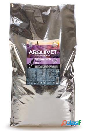 Arquivet Cat Sterilized Turkey 10.05 kg