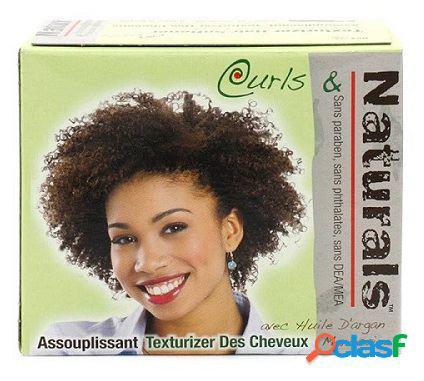 Biocare curls & nat text curl softner kit