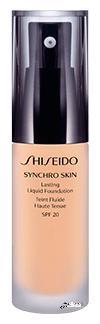 Shiseido synchro skin lasting liquid foundation 30 ml r2 rose