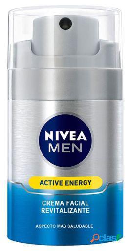 Nivea energia ativa revitalizante facial creme frasco 50 ml 50 ml