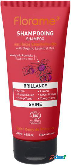 Florame Intense Shine Shampoo of 200 ml