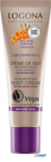Logona Night Cream Age Protection of 30 ml