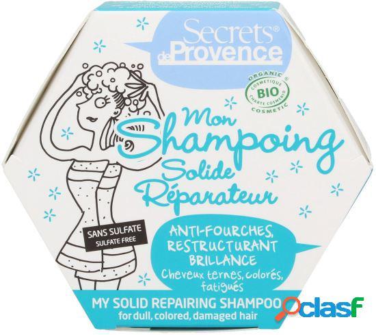 Secrets De Provence Repairing Solid Shampoo 85 gr