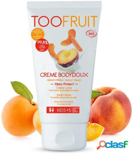 Toofruit Apricot Bodydoux Body Cream 150 ml