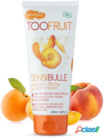 Toofruit Apricot Shower Gel 200 ml