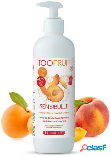 Toofruit Apricot Shower Gel 400 ml
