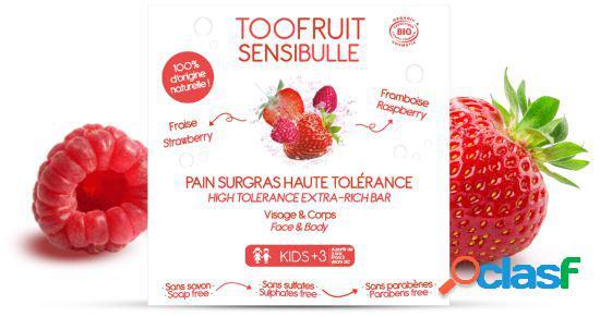 Toofruit Freshener Bar Strawberry & Raspberry Bio 85 gr