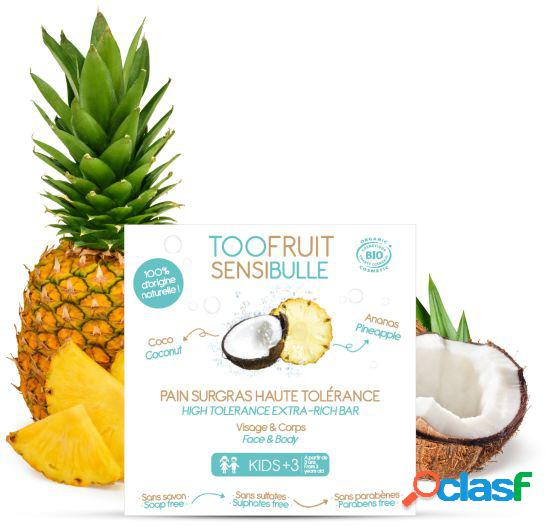 Toofruit Pineapple and Coco Cleaner Bar 85 gr