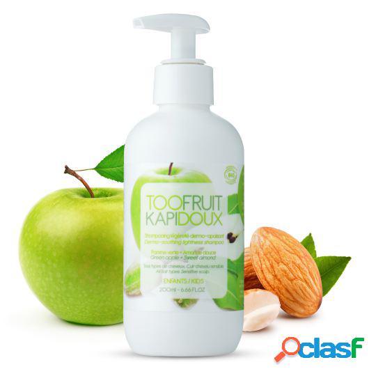 Toofruit Shampoo Kapiduox of Apple and Almonds 200 ml
