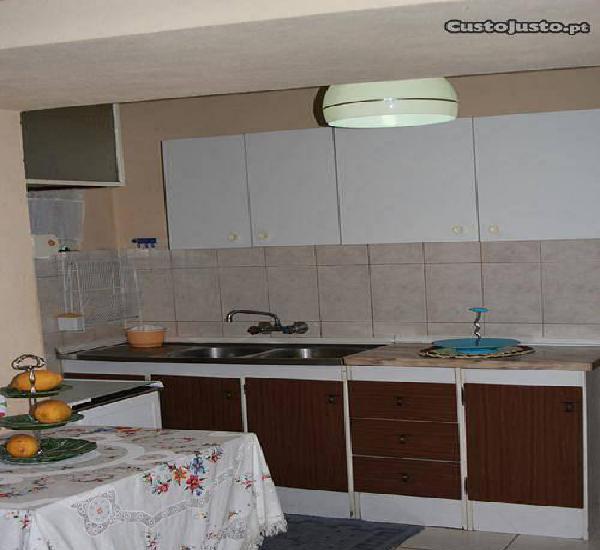 Apartamento mobilado