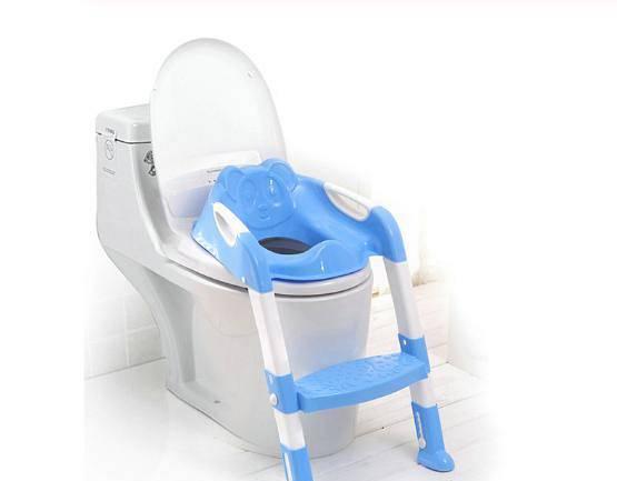 Assento sanitário para criança