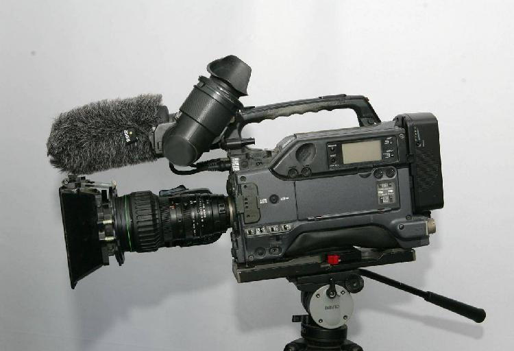 DVCAM Sony DSR370P + DSR 250 Profissionas usadas