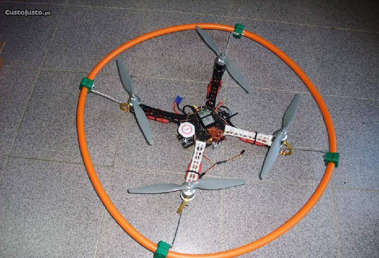 Drone com Electronica Wookong M Quadcopter