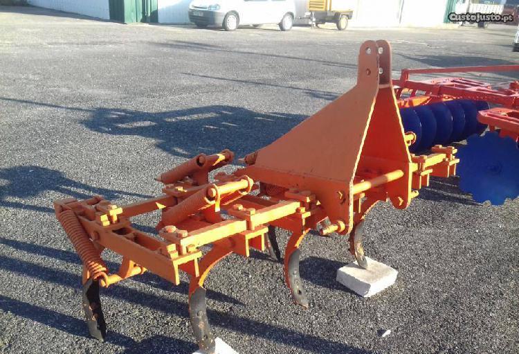 Escarificador Usado 7 Bicos Reforçado Sem desgaste