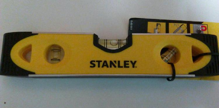 Nível torpedo 230mm Stanley