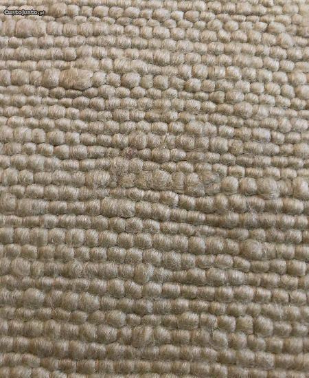 Tapete Carpete em lã Verde
