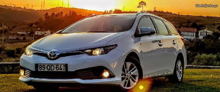Toyota auris touring sport 1.4 d4d - 15