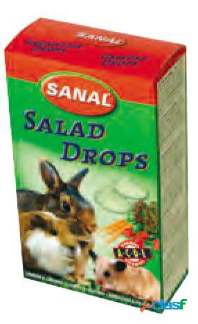 Sanal snacks roedores drops verdura