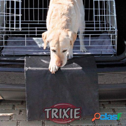 Trixie protetor para-choques de nylon, 50x60 cm, negro