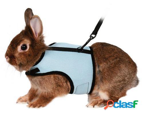 Trixie set roedores/coelhos, totalmente ajustável, nylon