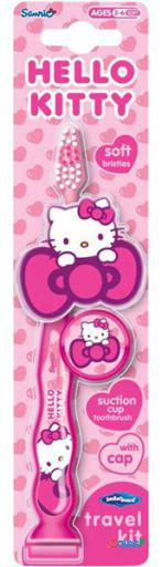 Hello kitty hello kitty brush with lid
