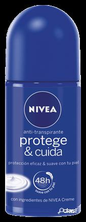 Nivea deodorant roll on protects and cares 50 ml 50 ml