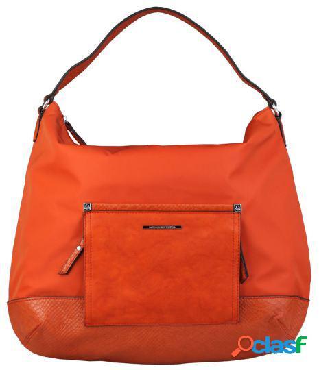 Benetton saco de laranja