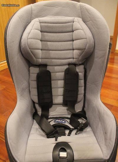 Cadeira auto chicco xpace isofix