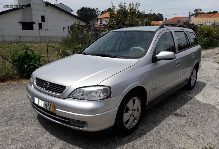 Opel astra caravan sport 1.7 dt - 03