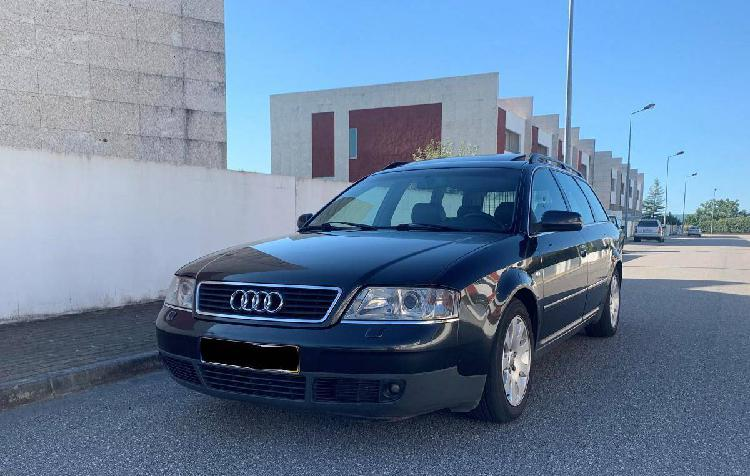 Audi a6 tdi um dono nacional - 98
