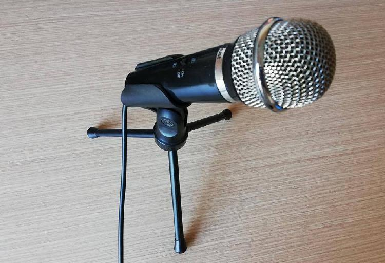 Microfone trust