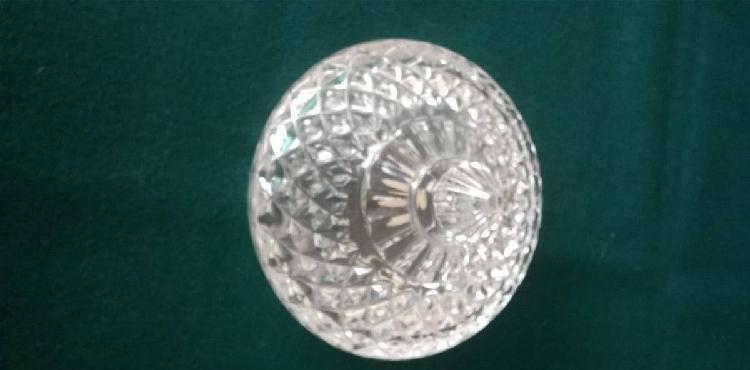 Guarda joias em cristal d'Arques
