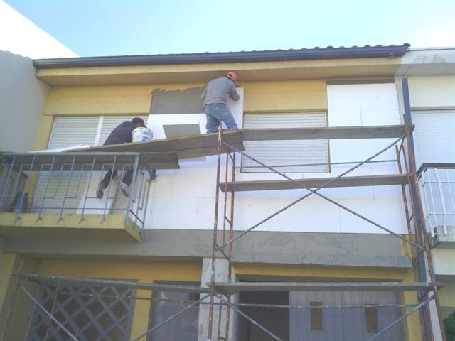 Construção civil – pintores, trolhas, tectos falsos etc.