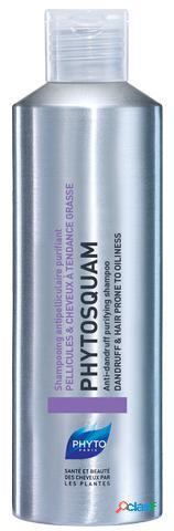 Phyto phytosquam purifying anti caspa shampoo 200 ml