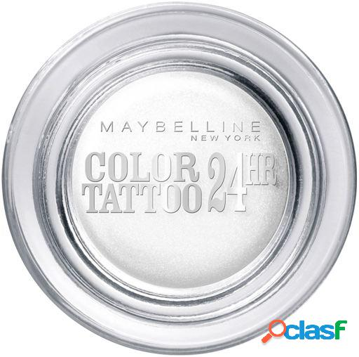 Maybelline eye estúdio de tatuagem a cores 45 infinite white